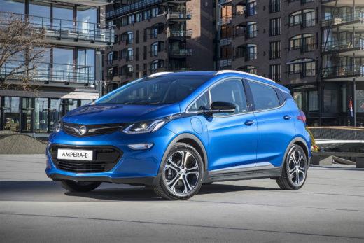 Lease Opel Ampera-e -  150 kW Business Executive