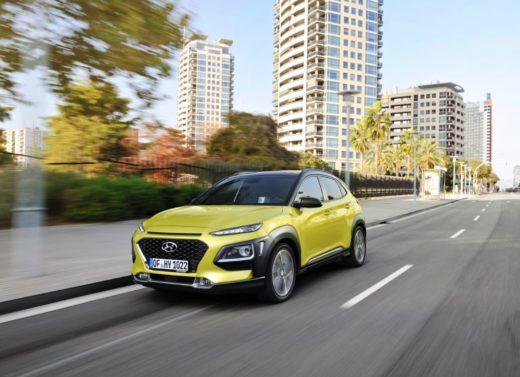 Lease Hyundai Kona - Electric (5-d) 39kWh Comfort 150kW aut.