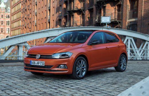 Lease Volkswagen Polo - 1.0 TSI 70kW 5d Comfortline