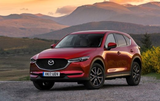 Lease Mazda CX-5 - 2.0 skyactive-G Sport Selected 165pk