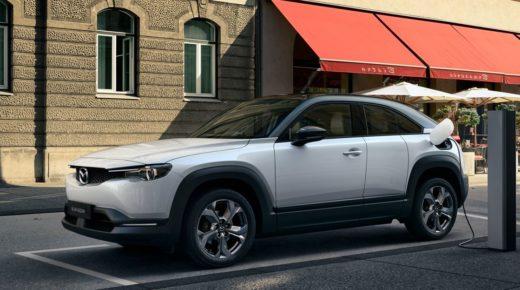 Lease Mazda MX-30 - E-SKYACTIV 141 First Edition