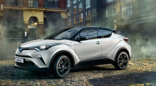 Lease Toyota C-HR - Hybrid Style Ultimate