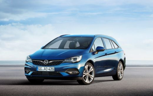 Lease Opel Astra Sports Tourer - 1.2 turbo 81kW 5d Edition 2020