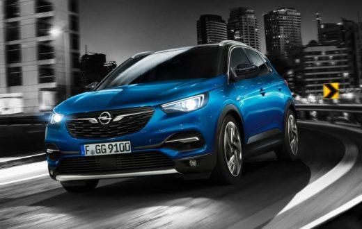 Lease Opel Grandland X - 1.2t Edition 96kW 5D