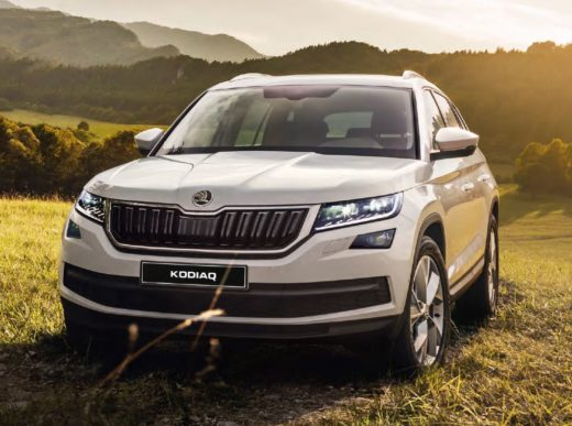 Lease Skoda Kodiaq - 1.5 TSI ACT 110kW DSG 5d Limited Business Edition 5 zits