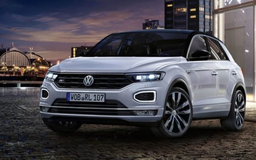 Lease Volkswagen T-Roc - 1.5 TSI 110kW DSG ActieAuto 5d Style Business