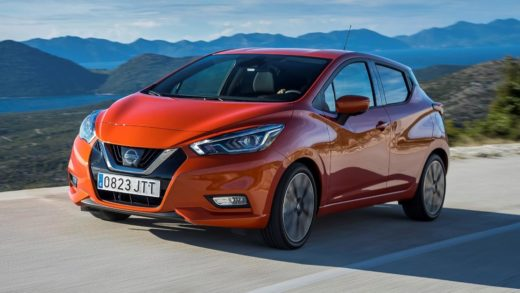 Lease Nissan Micra - IG-T 100 Business Edition 5d