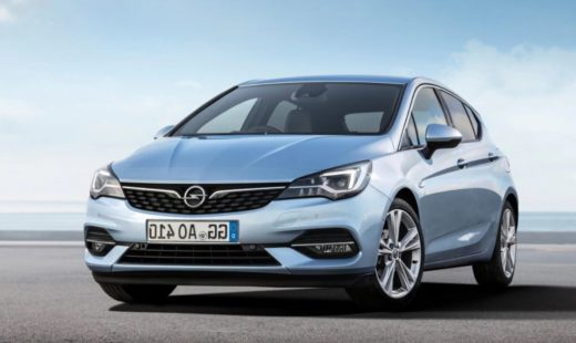 Lease Opel Astra - 1.2 turbo 81kW 5d Edition 2020