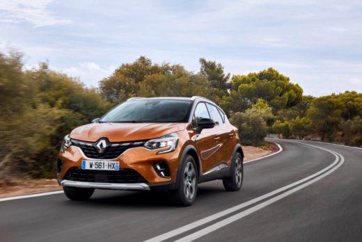 Lease Renault Captur - TCe 100 Zen 5d