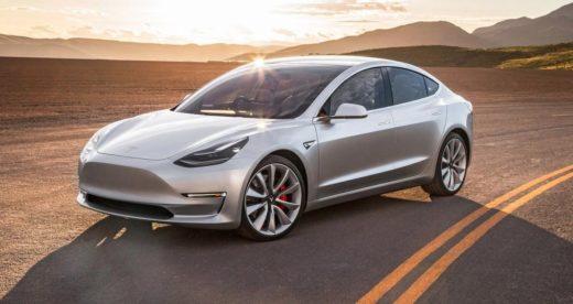 Lease Tesla Model 3 - Standaard Range Plus RWD 4d