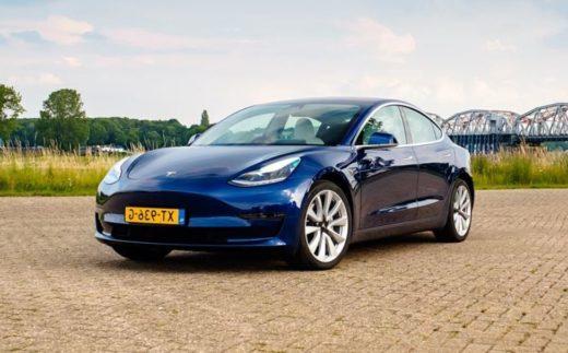 Lease Tesla Model 3  Long Range - Long Range Dual Motor AWD 4d