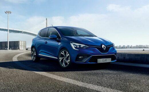 Lease Renault Clio - 1.0 TCe ZEN 5D