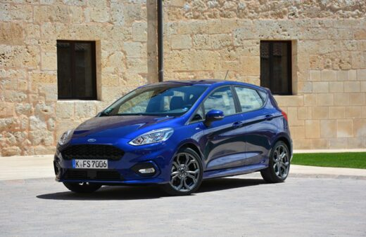 Lease Ford Fiesta - 1.1 63kW 5d Trend