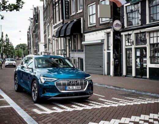 Lease Audi e-tron 50 Business edition Plus - e-tron 50 Business edition Plus 230kw/313pk